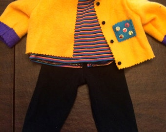 American Girl of Today First Day Outfit