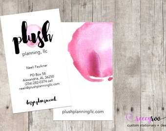 Custom Printed Business Cards with Logo
