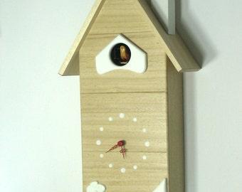 Modern cuckoo clock
