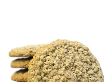 Oatmeal cookie | Etsy