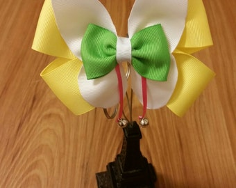 Tinker bell Inspired bow