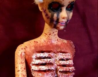 Autopsy Barbie #1