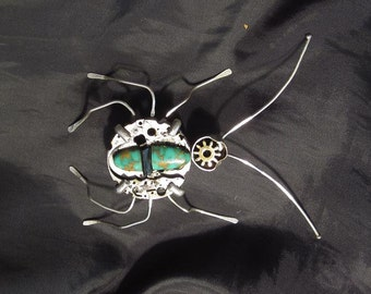 Steampunk Insect ( Fred the bug )