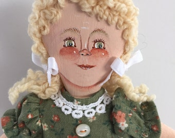 Suzie Spoon Doll