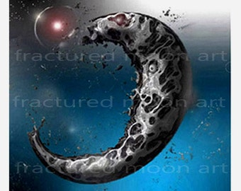 Fractured Moon digital download