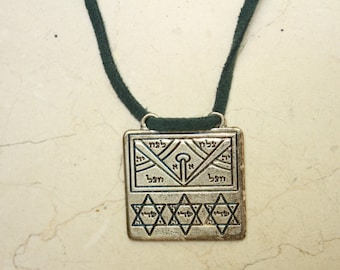 Prosperity success kabbalah pendant