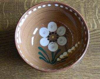 Töpferhof Römhild Bowl, Original Label