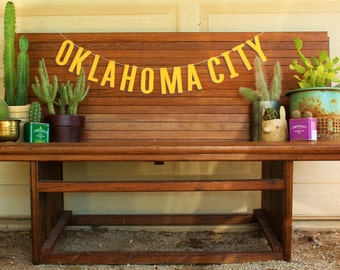 Oklahoma City Banner
