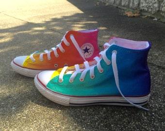 Pastel Converse