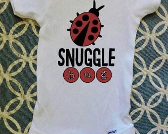 TWO OPTIONS Snuggle Bug Bodysuit