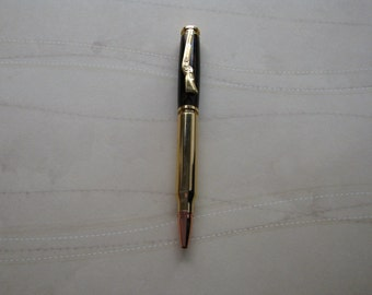 30 Caliber Twist Writing Pen