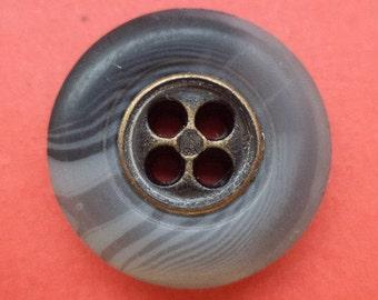 14 grey buttons 20mm (2408) button
