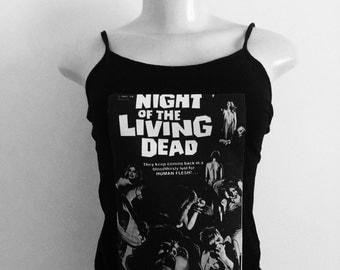 Night of the Living Dead (1968) Women's Tank