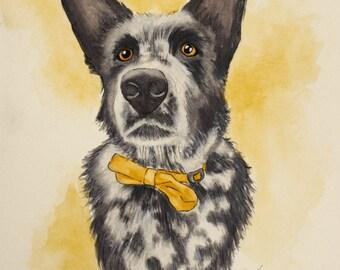 Custom Single Pet Portrait