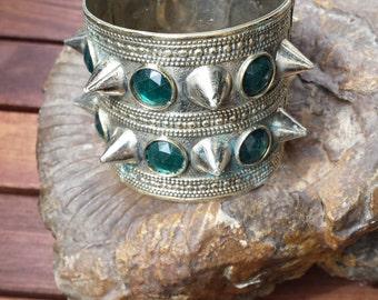 Vintage Kuchi tribal bracelet