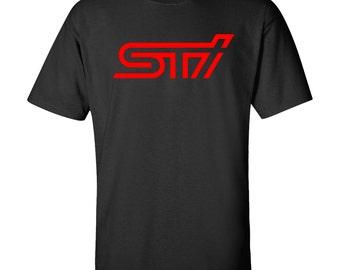 Subaru STI Tee or Hoodie