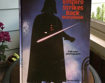 Star Wars: The Empire Strikes Back - Storybook