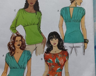 Butterick 5497 Top Sewing Pattern 14-20
