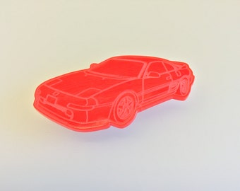 Toyota MR2 Fridge/Refrigerator Magnet - Car Lover Christmas Gifts - Petrolhead Xmas Presents - Stocking Fillers - Mechanic Gifts