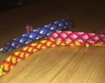 Diamond Friendship Bracelets/ Anklets