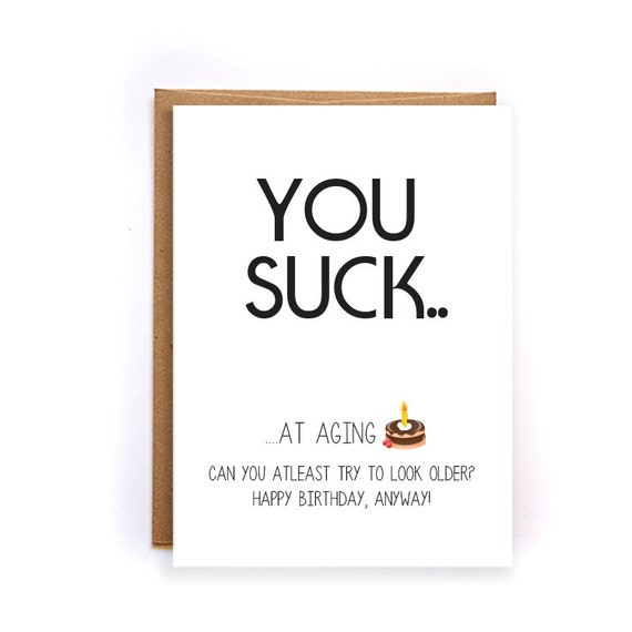 funny happy birthday cards for daddy sarcastic birthday cards