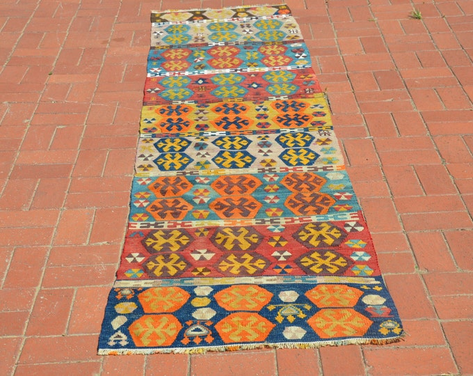 TRIBAL KILIM RUNNER