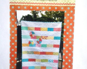 Summer Love Baby Quilt Pattern