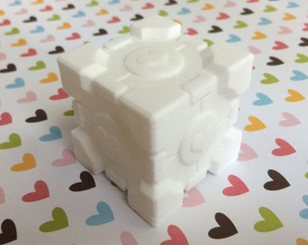 6-sided Companion Cube
