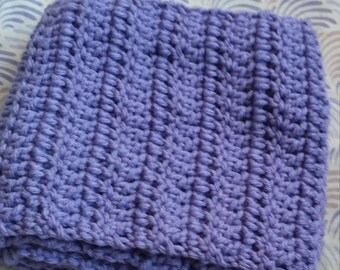 Light Purple Infinity Scarf