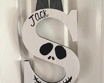 Jack Skellington  Initial Door Hang