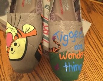 Tigger Shoes