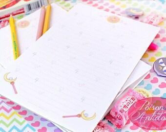 "Sailor Memo (Stationary Pad) - 8.5"" x 5.5"""