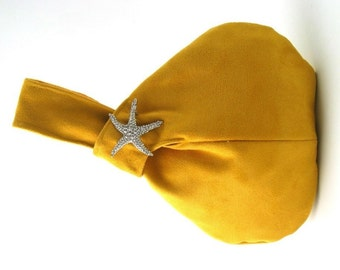 yellow purse, wristlet bag, clutch bag, wristlet clutch, wristlet purse, fabric wristlet, yellow handbag, evening bag