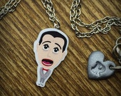 Pee Wee Herman inspired - Necklace