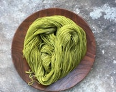 luqma BHINDI super wash merino.yak.nylon fingering yarn