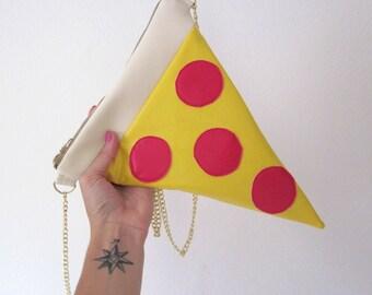 The Original Pizza Purse by Little Light Vintage