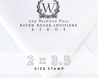 Return Address Stamp No. 2