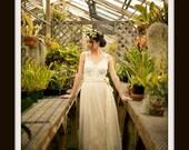 Boho Wedding Dress 'ANDROMEDA'
