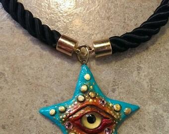 Star Watcher Pendant