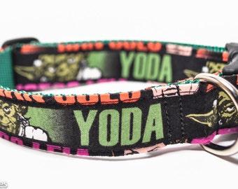 Yoda Star Wars Dog Collar