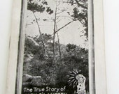 Antique Pixie Book Booklet Pixie Ponderings The True Story of Jack O Lantern