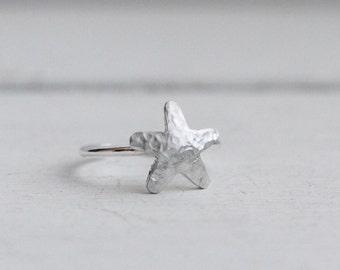 Starfish toe ring, Toe rings, Beach Wedding accessories, Gifts under 25, Beach jewelry, stocking stuffers, Ocean jewelry, summer jewelry