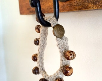 Acai Seed Crochet Breaclet
