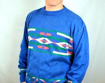 Vintage Pendleton High Grade Western Wear Southwest Sweater -Medium