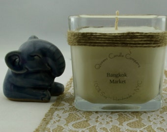 Handcrafted Soy Candle   *  Deliciously Scented Candle * Holiday Gift Candle * Artisan Candle * Eco-friendly Candle