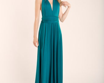 View BRIDESMAID LONG dresses by mimetik on Etsy