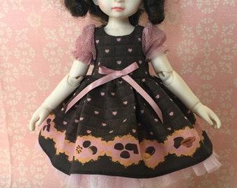 YoSD Chocolate Delight lolita dress for BJD