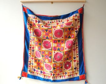 Vintage Chakla Textile from India