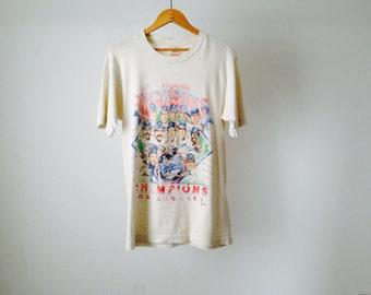 Los Angeles DODGERS world SERIES 1988 t-shirt
