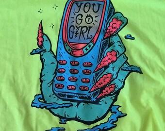 You Go Girl Tshirt